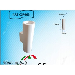 Applique in gesso ceramico quinto tipo CSF 529 APPLIQUE LED  LT1791 16,31 €