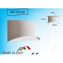 Applique in gesso ceramico quinto tipo CSF 333 Applique in gesso 13,93 €
