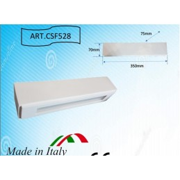 APPLIQUE IN GESSO DA INCASSO LED SAMSUNG led già integrato VLCG140,13 APPLIQUE LED  LT1567 98,36 €