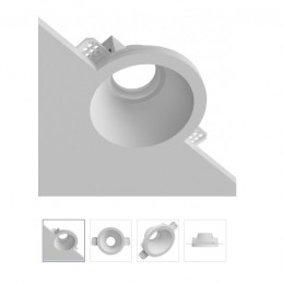 STAGGE PVC CANALINA 40X30MM X 2MT CANALINE E TUBI ABM