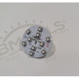 V-TAC VT-4537 35W LED Track Light Black&White Body 3000K - SKU 1338 FARETTI A BINARIO ABM