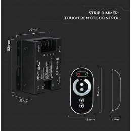 PLAFONIERA LED 3IN1 RGB 62W...