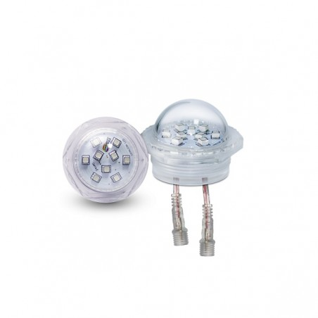 CABOCHON 360° TURBO 21 LED 60MM AUTO P.A 3
