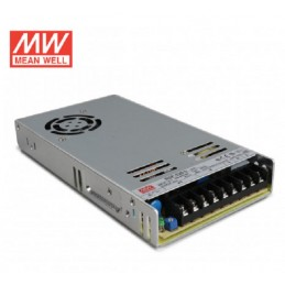 Alimentatore professionale 12V 166,7 ampere 2400W ACTIVE PFC FUNCTIONMEAN WELL RSP-2400-12 12V DC ABM