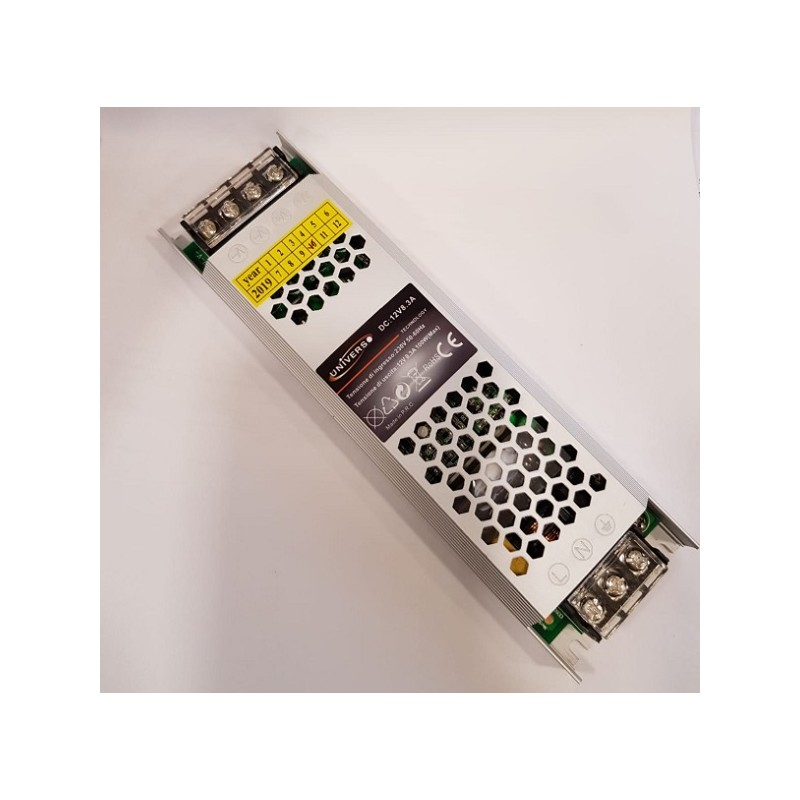 Alimentatore professionale 12v 62,5 ampere MEAN WELL 750W RSP-750-12 12V DC MEAN WELL LT1850 145,00€