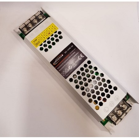 Alimentatore professionale 12v 62,5 ampere MEAN WELL 750W RSP-750-12