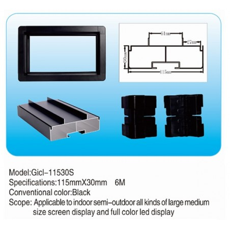 18WATT LED FLAT PAR LIGHT RGB DMX 512 ALTA LUMINOSITA' FARO STROBO EF