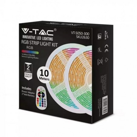 Lampada LED Impermeabile PC/PC 1500mm 60W Bianco sku 6185